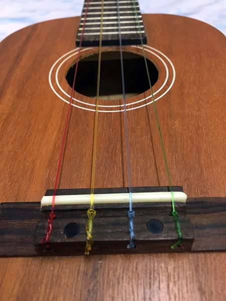 colourful ukulele strings by spock strings on guitar buy colourful guitar strings online. Black Bedroom Furniture Sets. Home Design Ideas