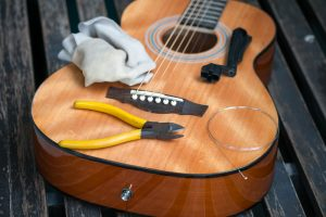 Guitar Maintenance: Keeping Your Guitar in Top Shape